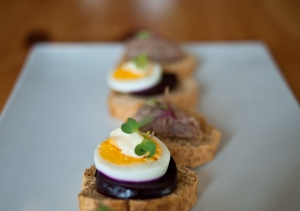 Canape anyone?