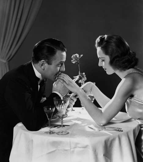 Two Chefs & aTable invite you to enjoy Valentine's Day in ...Old Black And White Romantic Photos